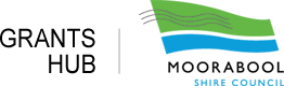 Moorabool Shire Council Grants Hub Logo